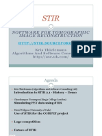 STIR MIC2011 UsersMeetingOverview
