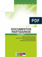 Documento Partidario Volumen 1 Para Web