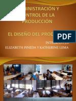 ADMINISTRACIÓN Y CONTROL DE LA PRODUCCIÓN