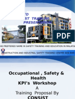 Consist Osh Kpi's Workshop
