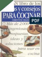 Cocina - El Gran Libro de los Trucos y Consejos para Cocinar.pdf