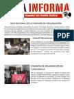 GIRA NACIONAL  DE ORGANIZACIÓN