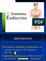 Sistema Endocrino Introduccion