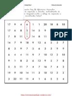 Fichas Para Mejorar La Atencion Con Operaciones Matematicas 15