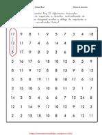 Fichas Para Mejorar La Atencion Con Operaciones Matematicas 16