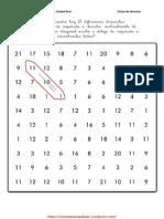 Fichas Para Mejorar La Atencion Con Operaciones Matematicas 18