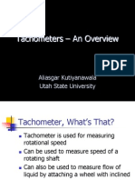 Ali_Tachometers an Overview