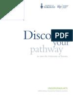 캐나다 토론토대학교 패스웨이 2013-Grad-IFP-Brochure