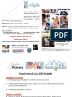 SFD 2013 Flyer & Info Packet - Revised 7-11