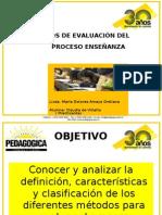 Metodos Para Evaluar El Proceso de Enseanza 120409135908 Phpapp02