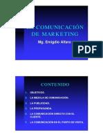La Comunicacion en El MKT