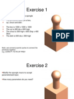 Exercise Handouts