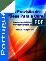Portuguese - A Provisão de Deus para a Cura