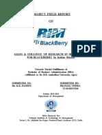 Field Project Report Frront