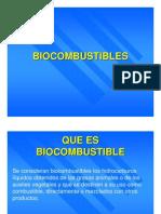 Biodiesel Biocombustible