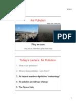 8 Air Polution Ozone