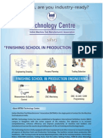 Finishing School Brochure