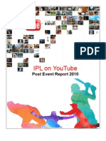 Ipl Post Event Report
