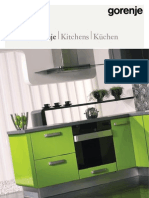 Kitchen Gorenje 2008