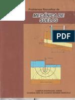 Problemas de Resueltos de Mecánica de Suelos I - II