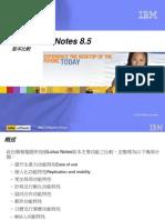 Lotus Notes v2v 013009