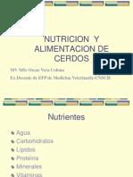9.Nutricion de Cerdos