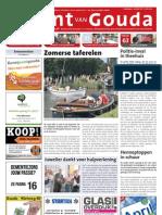 De Krant Van Gouda, 11 Juli 2013