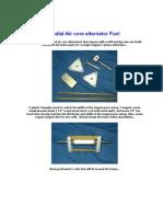 Radial Air core alternator Fun.doc