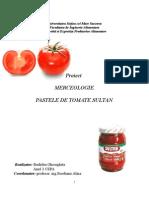 Merceologie - Pasta de Tomate