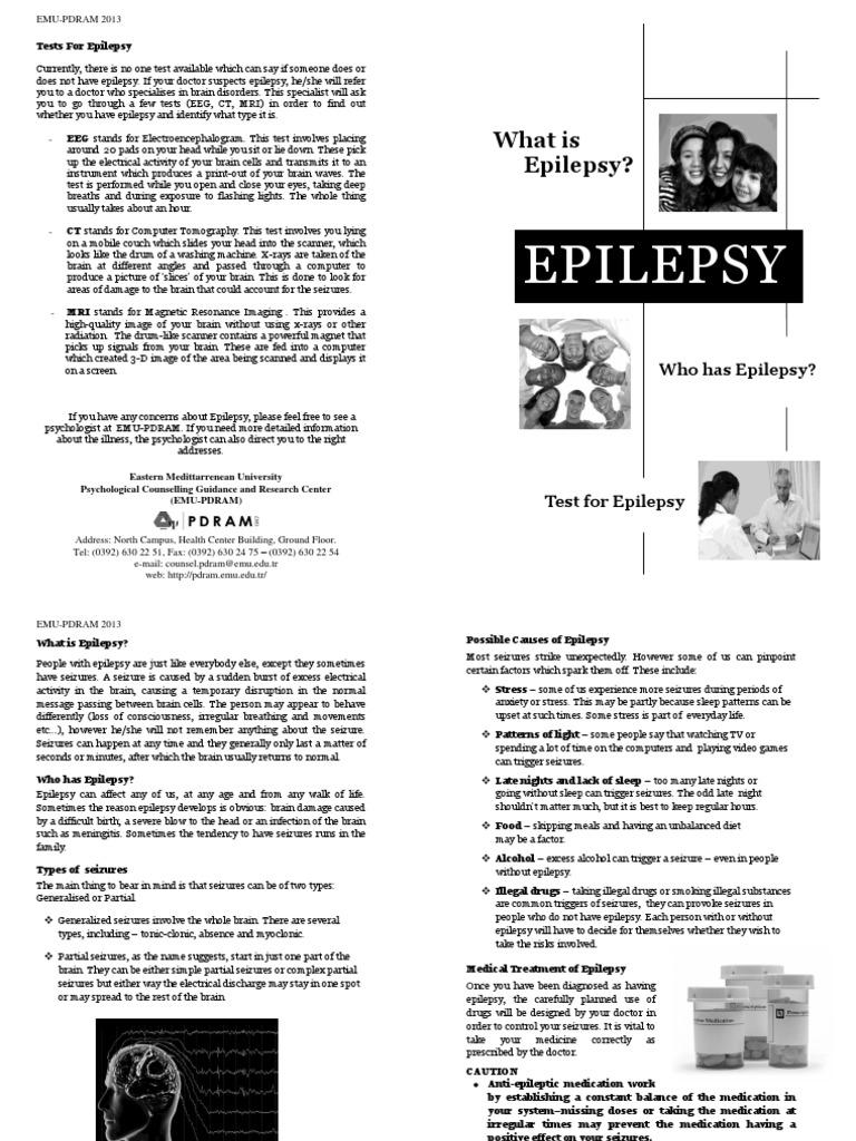 Epilepsy Ing Epilepsy Ct Scan
