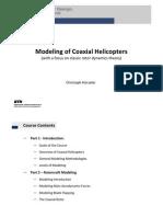 coaxial rotor