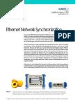 Ethernet Network Synchronization