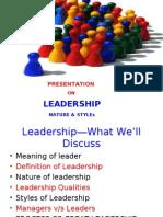 leadership 8th sem (ob)