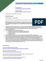 SCOM 2012 Beta Installation Notes