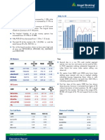 Derivatives Report, 11 July 2013