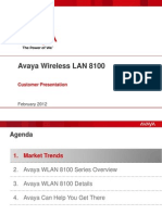 Avaya Wireless LAN