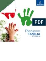 Plan Estrategico de Ayuda a La Familia 2013-2016