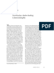 Jeremy C. Stein — Securitization, shadow banking & financial fragility, Daedalus, Fall 2010.