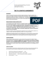 A Guide to Logistics Agreements 04