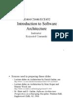 04 Architecture Intro
