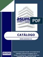 Catalogo Asuman Alejandro Ochaita