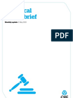 QBE Technical Claims Brief May 2013