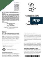 Homosexuality 2013