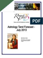 Astro Tarot - July 2013
