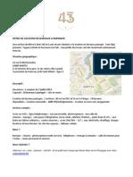 Le 43 préfet bonnefoy - Nantes - location bureaux partagés - 2013
