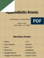 Appendicitis Khronis.pptx