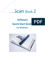 IScan Book2 QUG Software PC