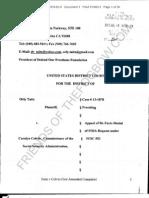 Taitz v. Colvin - Amended Complaint
