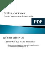 GE Business Screen 6370 NK