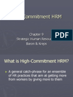 High Commitment HRM Rosa